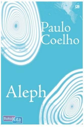 Cover Buku Aleph - 2013