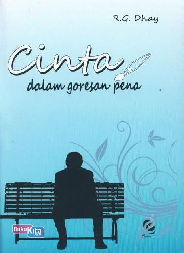 Cover Buku Cinta dalam Goresan Pena