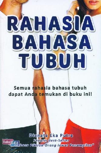 Cover Buku Rahasia Bahasa Tubuh