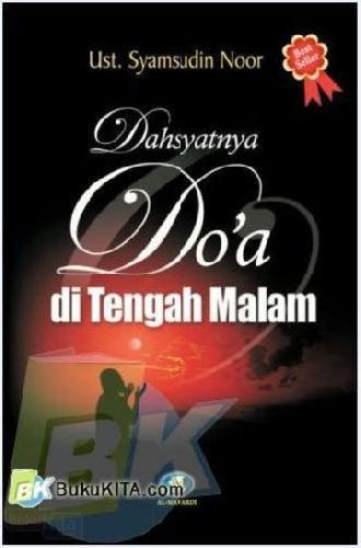 Cover Buku Dahsyatnya Doa di Tengah Malam