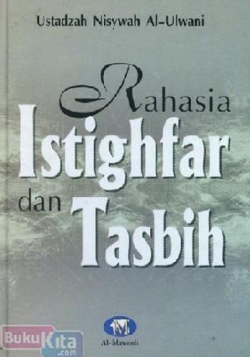 Cover Buku Rahasia Istighfar dan Tasbih
