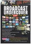 Broadcast Undercover