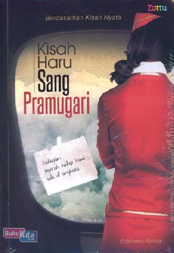 Cover Buku Kisah Haru Sang Pramugari