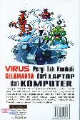 Virus Pergi Tak Kembali Selamanya dari Laptop dan Komputer