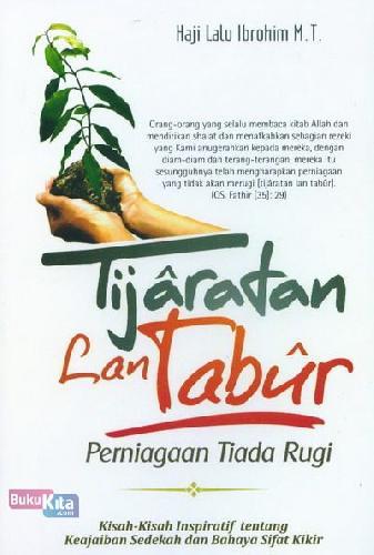 Cover Buku Tijaratan Lan Tabur. Perniagaan Tiada Rugi