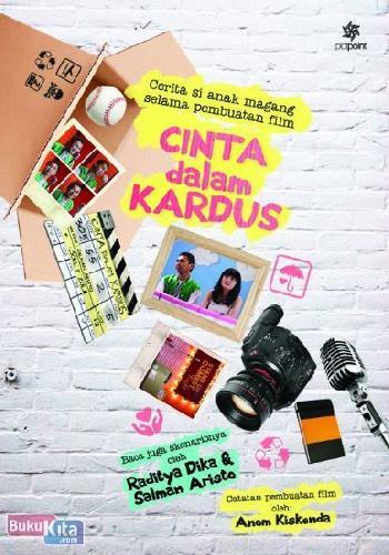 Cover Buku Cinta Dalam Kardus