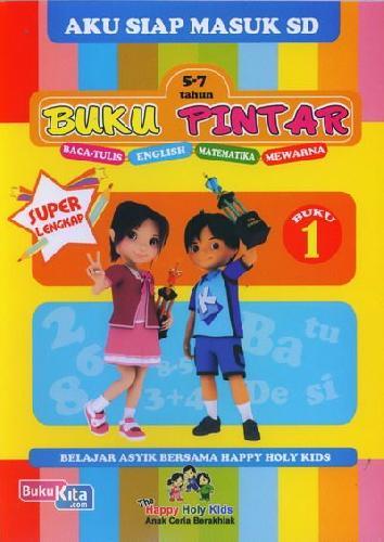 Cover Buku Buku Pintar 1 (5-7 tahun)