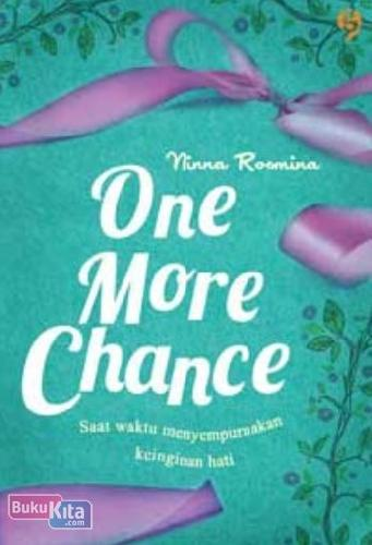 Cover Buku One More Chance