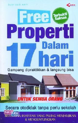 Cover Buku Free Properti Dalam 17 Hari