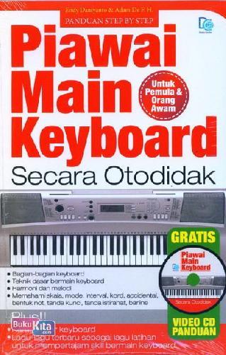 Cover Buku Piawai Main Keyboard Secara Otodidak