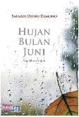 Hujan Bulan Juni - Sepilihan Sajak (Hard Cover)