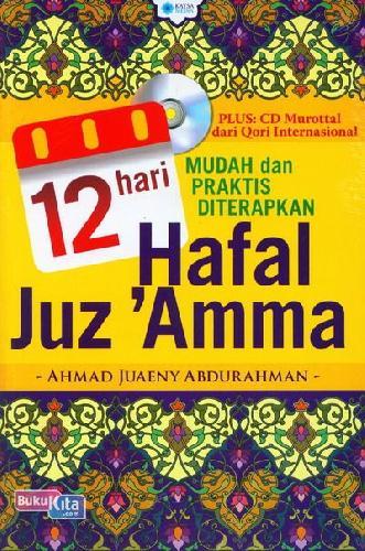 Cover Buku 12 Hari Hafal Juz