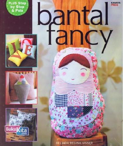 Cover Buku Bantal Fancy