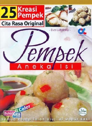 Cover Buku Pempek Aneka Isi (full color)