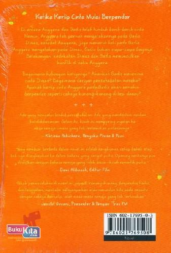 Cover Belakang Buku Kunang-Kunang