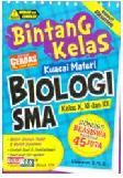 Bintang Kelas Kuasai Materi Biologi SMA Kelas X, XI, dan XII
