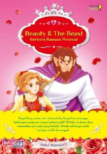 Cover Buku Beauty And The Beast : Berburu Ramuan Penawar