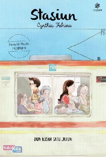 Cover Buku Stasiun