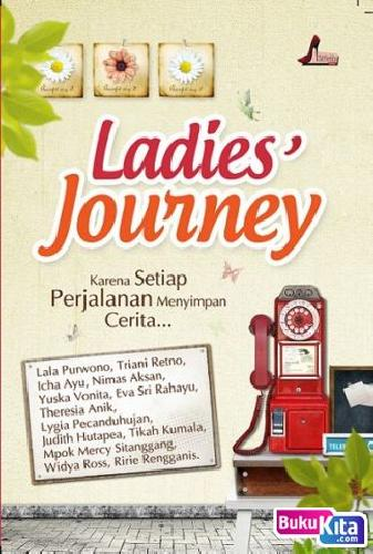 Cover Buku Ladies