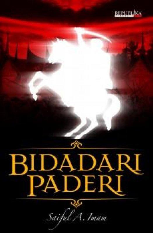 Cover Buku Bidadari Paderi