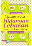Cover Buku Macam-macam Hidangan Lebaran & Hari Raya Lainnya