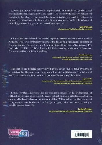 Cover Belakang Buku Indonesia Banking Watch 2013-2014