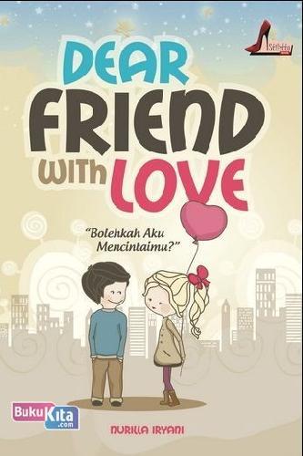 Cover Buku Dear Friend With Love