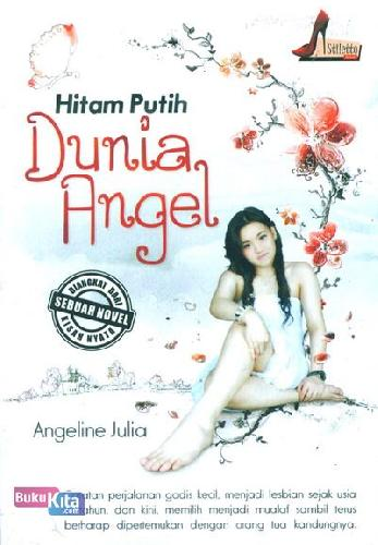 Cover Hitam Putih Dunia Angel