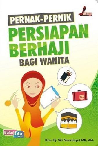 Cover Buku Pernak Pernik Persiapan Berhaji Bagi Wanita