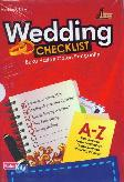 Wedding Checklist (Buku Harian Calon Pengantin)