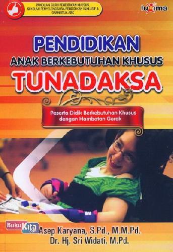 Cover Buku Pendidikan Anak Berkebutuhan Khusus Tunadaksa