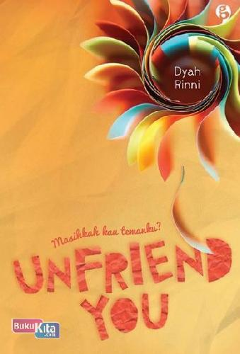 Cover Buku Unfriend You