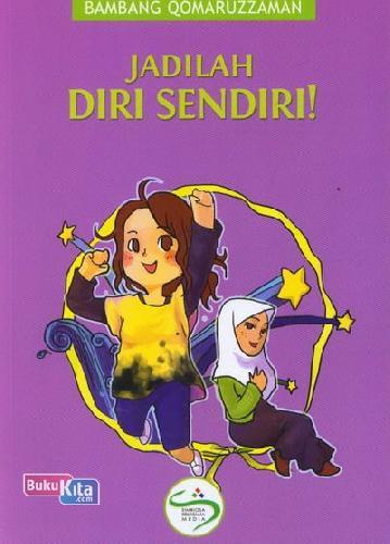 Cover Buku Jadilah Diri Sendiri