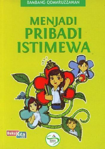 Cover Buku Menjadi Pribadi Istimewa