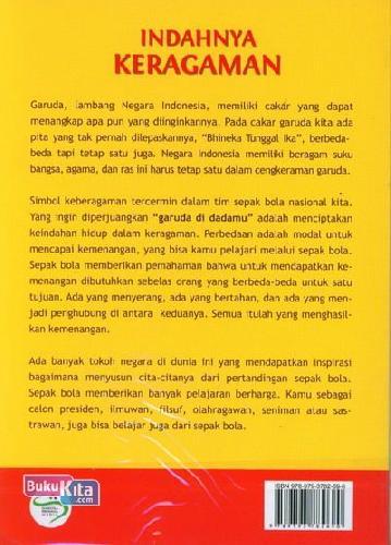 Cover Belakang Buku Indahnya Keragaman
