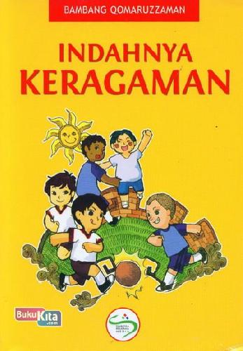 Cover Buku Indahnya Keragaman