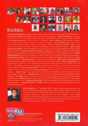 Cover Belakang Buku Kiprah Tokoh Katolik Era Reformasi