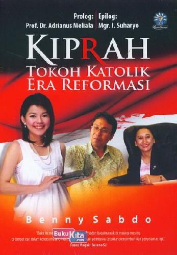 Cover Buku Kiprah Tokoh Katolik Era Reformasi