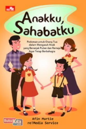 Cover Buku Anakku, Sahabatku