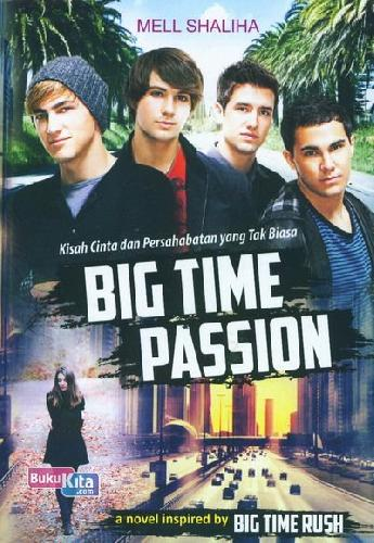 Cover Buku Big Time Passion