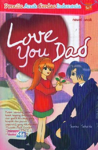 Cover Buku Love You Dad