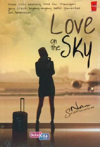 Cover Buku Love on the Sky