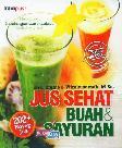 Jus Sehat Buah dan Sayuran