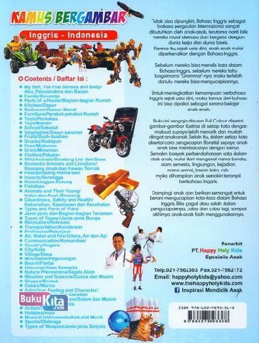 Cover Belakang Buku Kamus Bergambar Inggris-Indonesia