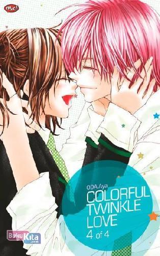 Cover Buku Colorful Twinkle Love 04