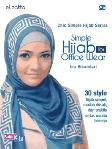 Chic Simple Hijab Series : Simple Hijab for Office Wear