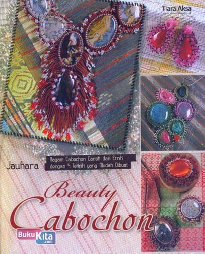 Cover Buku Beauty Cabochon