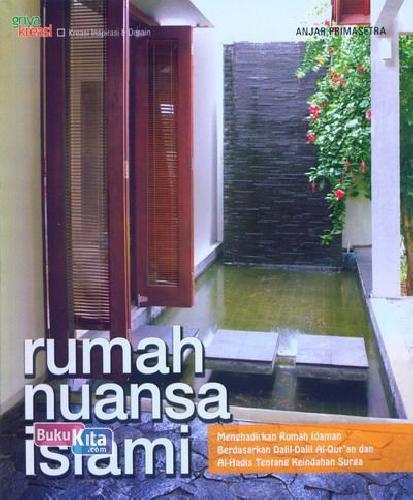 Cover Buku Rumah Nuansa Islami