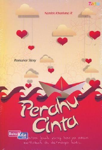 Cover Buku Perahu Cinta