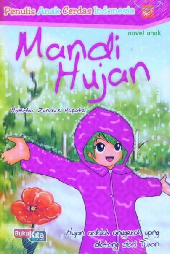 Cover Buku Mandi Hujan